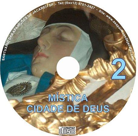 CD MÍSTICA CIDADE DE DEUS 2