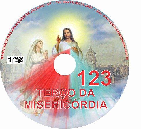 CD TERÇO DA MISERICÓRDIA 123