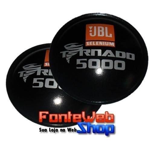 02 Protetores,Calota Seleium JBL 5000