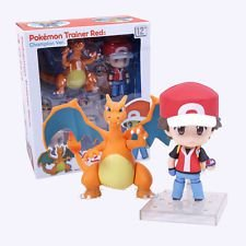 POKEMON TRAINER RED 425a