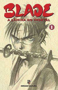 BLADE A LAMINA DO IMORTAL - JBC -