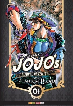 JOJO'S BIZARRE ADVENTURE - PHANTON BLOOD -PANINI