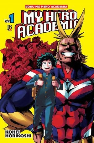 BOKU NO HERO ACADEMY  - JBC