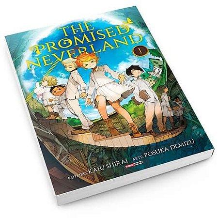 THE PROMISED NEVERLAND - PANINI