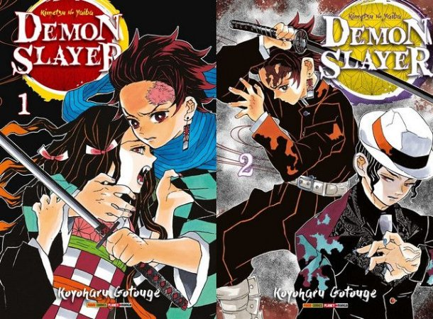 DEMON SLAYER - KIMETSU NO YAIBA - PANINI