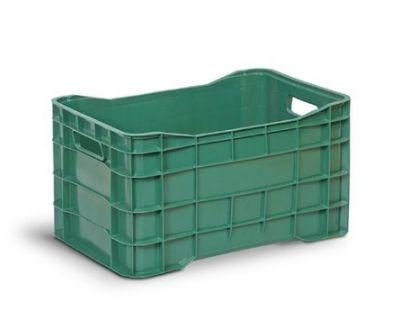 Caixa Plástica Fechada 60 litros