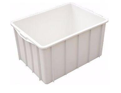 Caixa Plástica 180 litros branca