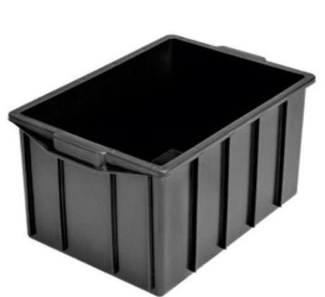Caixa Plástica 130 litros