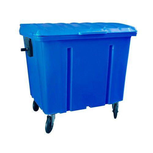 Contentor de Lixo em polietileno 1000 litros