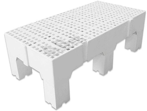 Estrado Modular 41 x 82 cm com Prolongador