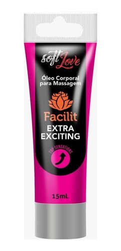 FACILIT EXTRA EXCITING BISNAGA ANESTÉSICO ANAL 15ML SOFT LOVE