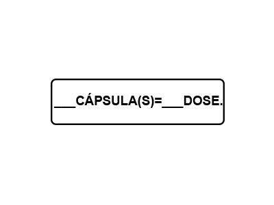 Etiqueta farmácia 38x10x1 (mod. 19)