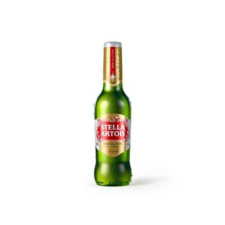 Cerveja Stella Artois sem Glúten 330ml