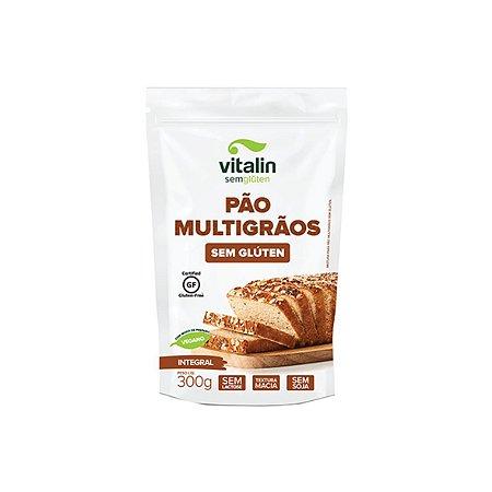 Mistura para Pão Multigrãos Integral Vitalin 300g
