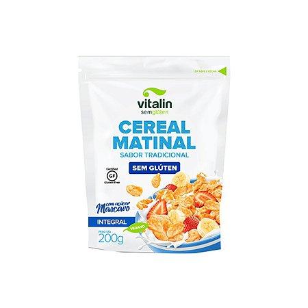 Cereal Matinal sabor Tradicional Integral Vitalin 200g