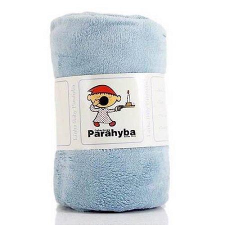 Cobertor Microfibra Azul Parahyba Baby