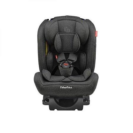Cadeira para Auto All-stages Fix 2.0 - Preta