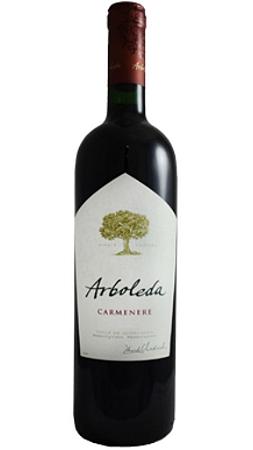 ARBOLEDA CARMENERE 750ml