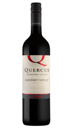 QUERCUS CABERNET/ MERLOT 750ml