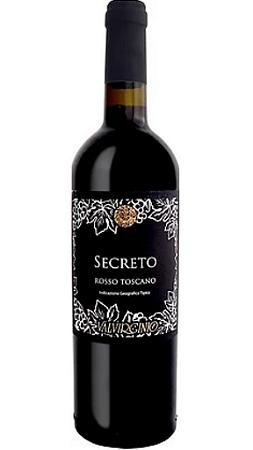 Secreto Valvirginio  Rosso Toscano 750ML