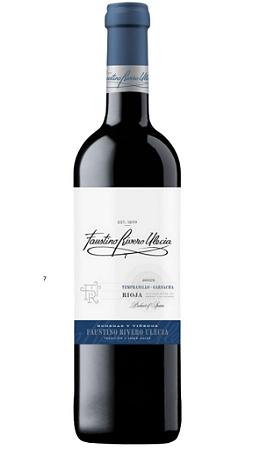 Faustino Rivero Ulecia Jovem Rioja Tinto 750ML