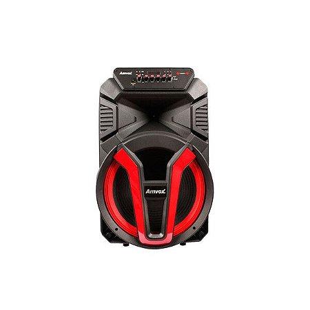 Caixa Amplificada Amvox Aca 780 Vulcano 700w