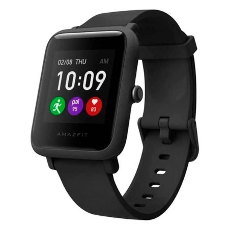 Smartwatch Bip S Lite Bluetooth 5.0 A1823 Preto - Amazfit