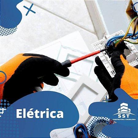 Serviço de Manuntenção Elétrica (Troca de Lâmpadas e Outros)  - 01 Hora