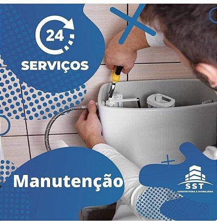 Serviço Hidraúlico (Elimina Vazamentos, Instalação de Pia e Outros)   -  01 Hora