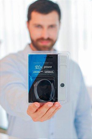 Pulseira Magnética Relax Power - Lançamento 2021