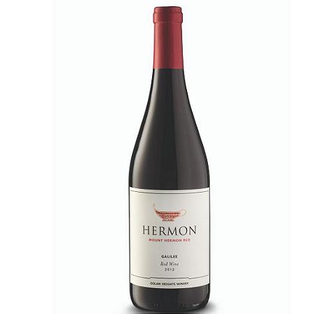 Mount Hermon Red Tinto Israel 750 ml