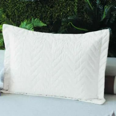 Porta Travesseiro Microfibra Branco Fox