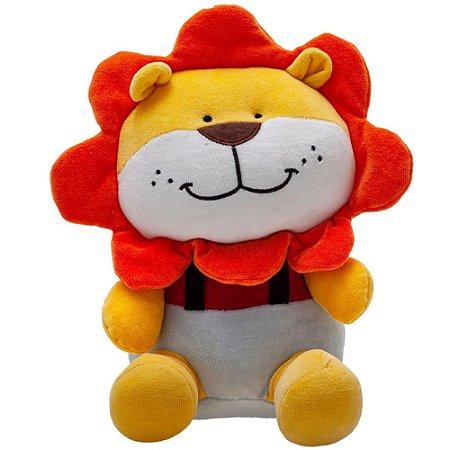 Boneco Safari Leão Zip
