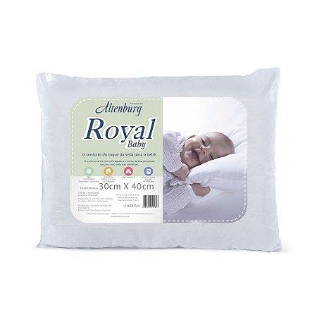 Travesseiro Royal Baby 30x40cm Altenburg