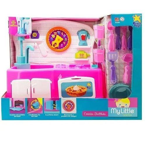 Cozinha Divertida My Little Collection Diver Toys
