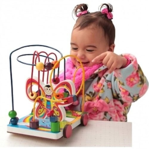 Brinquedo Educativo Aramado Borboleta Carlu