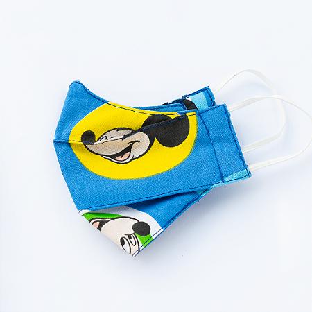 Máscara 3D Infantil Temática - Mickey
