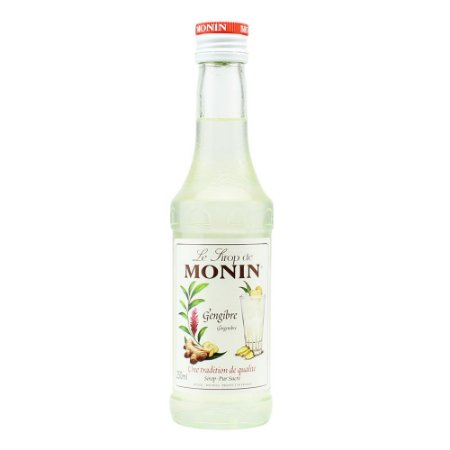 Mini Xarope Monin Gengibre 250ml