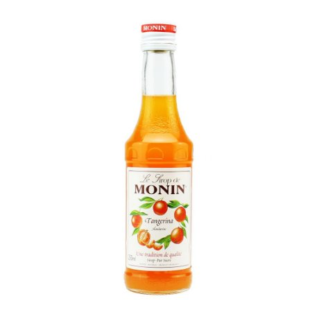 Mini Xarope Monin Tangerina 250ml