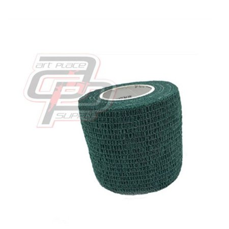 Bandagem Elástica (5cm X 4,5m) - Dark Green