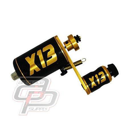 Máquina Rotativa  X-13 Gold