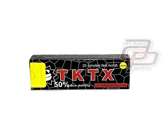 Pomada Anestésica TKTX  Black 50%