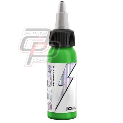 Tinta Brilliant Green  - 30ml Easy Glow