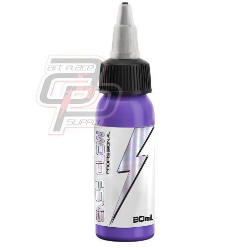 Tinta Electric Purple -  30ml Easy Glow