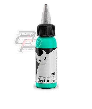 Tinta Verde Água - 30ml Electric ink