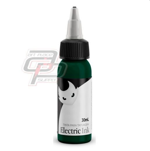 Tinta Verde Esmeralda - 30ml Electric
