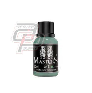 Tinta Cinza Esverdeado - 30ml Master Ink
