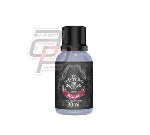Tinta Cinza Tubarão - 30ml Master Ink