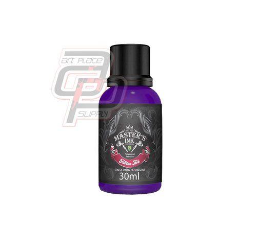 Tinta Roxo Escuro - 30ml Master Ink