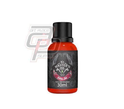 Tinta Vermelho Ferrari - 30ml Master Ink